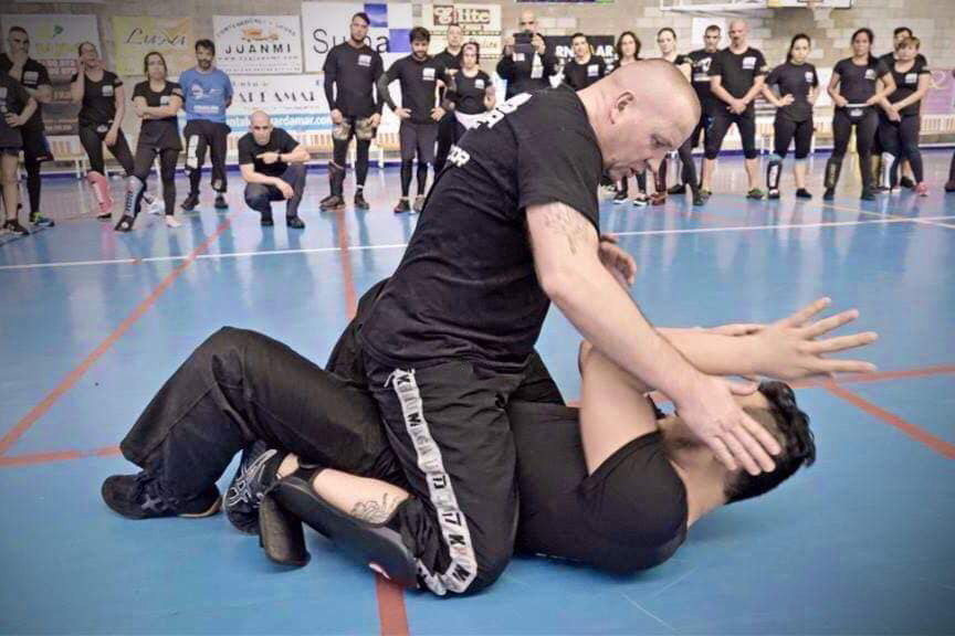 Kids and Juniors krav maga