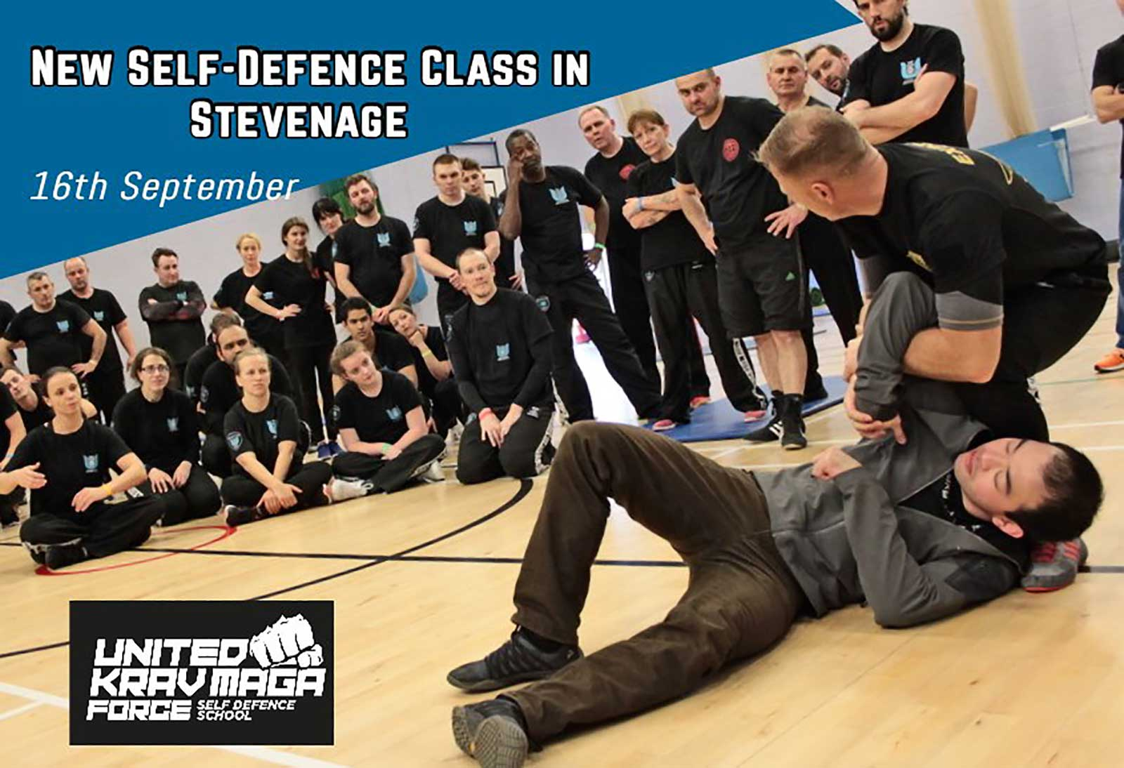 Krav Maga In Stevenage