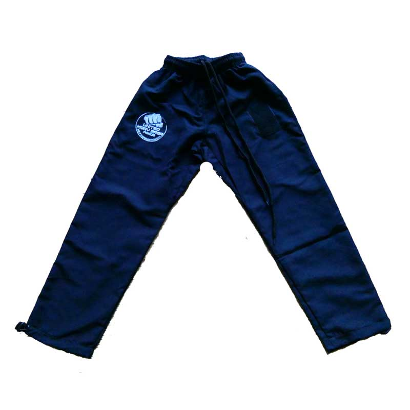 kids krav maga trousers